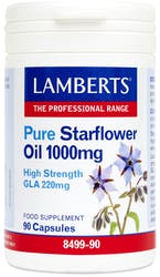 Lamberts Pure Starflower Oil 1000mg 90 Caps