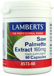 Lamberts Saw Palmetto Extract 160mg 60 Caps