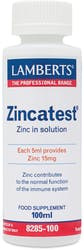 Lamberts Zincatest 100ml Liquid