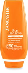 Lancaster Sun Sensitive Delicate Soothing Body Milk SPF50 125ml