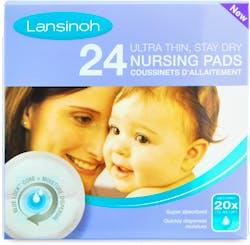 Lansinoh Nursing Pads 24's