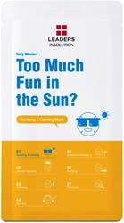 Leaders Daily Wonders Too Much Fun In The Sun? Soothing & Calming Mask 25ml