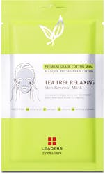 Leaders Tea Tree Relaxing Skin Renewal Mask 25ml