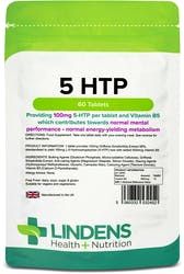 Lindens 5-HTP 100mg 60 Tablets
