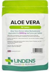 Lindens Aloe Vera 6000mg 90 Tablets
