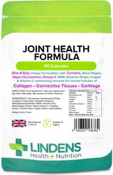 Lindens Health + Nutrition Joint Health Formula 60 Capsules