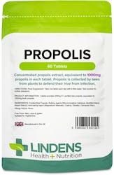 Lindens Propolis 1000mg 60 Tablets