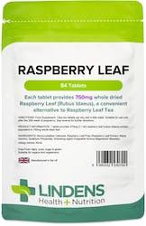 Lindens Raspberry Leaf 750mg 84 Tablets