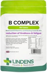 Lindens Vitamin B Complex 100 Tablets