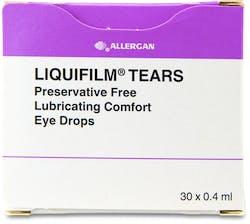 Liquifilm tears UDV 30 x 0.4ml
