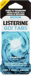 Listerine Go Tabs 8 Tablets