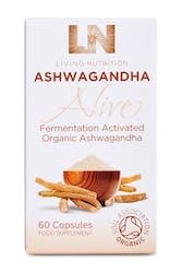 Living Nutrition Ashwagandha Alive 60 Capsules