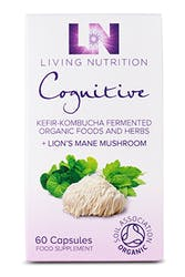 Living Nutrition Cognitive 60 Capsules
