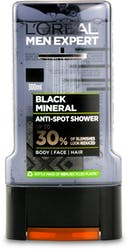 L'Oréal Men Expert Black Mineral Anti-Spot Shower 300ml
