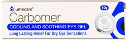 Lumecare Carbomer Cooling and Soothing Eye Gel 10g