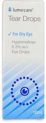 Lumecare Tear Drops Dry Eyes 10ml