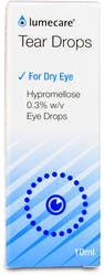 Lumecare Tear Drops Dry Eyes 10ml