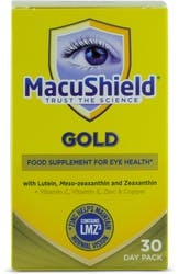 Macushield Gold 90 Capsules - 30 Day Pack