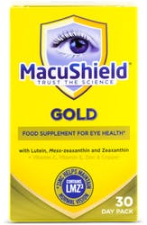 Macushield Gold 90 Capsules-30 Day Pack