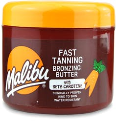 Malibu Bronzing Butter With Beta Carotene 300ml