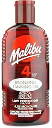 Malibu Bronzing Oil SPF4 200ml