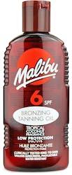 Malibu Bronzing Oil SPF6 200ml