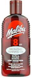 Malibu Bronzing Oil SPF8 200ml