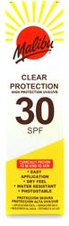 Malibu Clear Protection Spray SPF30 250ml
