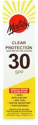 Malibu Clear Protection Spray SPF30 250ml