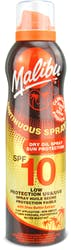 Malibu Dry Oil Spray SPF10 175ml