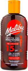 Malibu Dry Oil Gel Spf 15 200ml