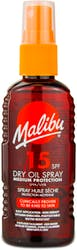 Malibu Dry Oil Spray Spf 15 100ml