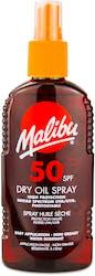 Malibu Dry Oil Spray Spf 50 200ml