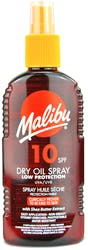 Malibu Dry Oil Spray SPF10 200ml