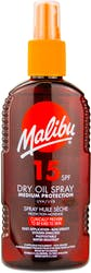 Malibu Dry Oil Spray SPF15 - 200ml