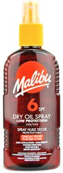 Malibu Dry Oil Spray SPF6 200ml