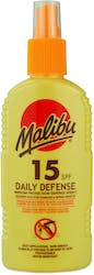 Malibu Insect Repellent Spray Spf 15 200ml