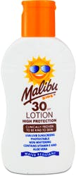 Malibu Kids Lotion Spf 30 100ml