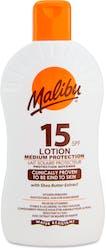 Malibu Lotion SPF15 400ml