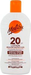 Malibu Lotion SPF 20 400ml