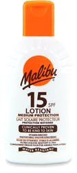 Malibu Lotion SPF15 200ml
