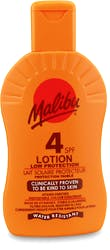 Malibu Lotion SPF4 200ml
