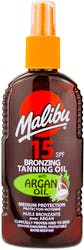 Malibu Tanning Oil Argan Spf 15 200ml