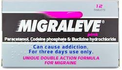 Migraleve Pink Tablets 12 Tablets