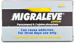 Migraleve Yellow 24 Tablets