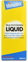 Minadex Multivitamin Liquid 300ml