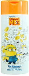 Minions 2 In 1 Shampoo And Conditioner 350ml