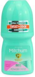 Mitchum Women Powder Fresh Roll On Deodorant 50ml