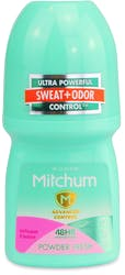 Mitchum Women Powder Fresh Roll On Deodorant 50ml