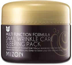 Mizon Snail Wrinkle Care Sleeping Mask 80ml